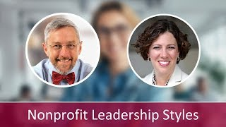Nonprofit Leadership Styles: Interview with Marc Pitman
