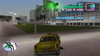 [ASTRAX] GTA Vice City  - Mission 5 ~  Road kill !!