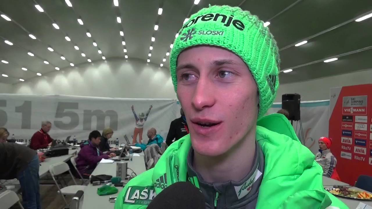Peter prevc in vikersund