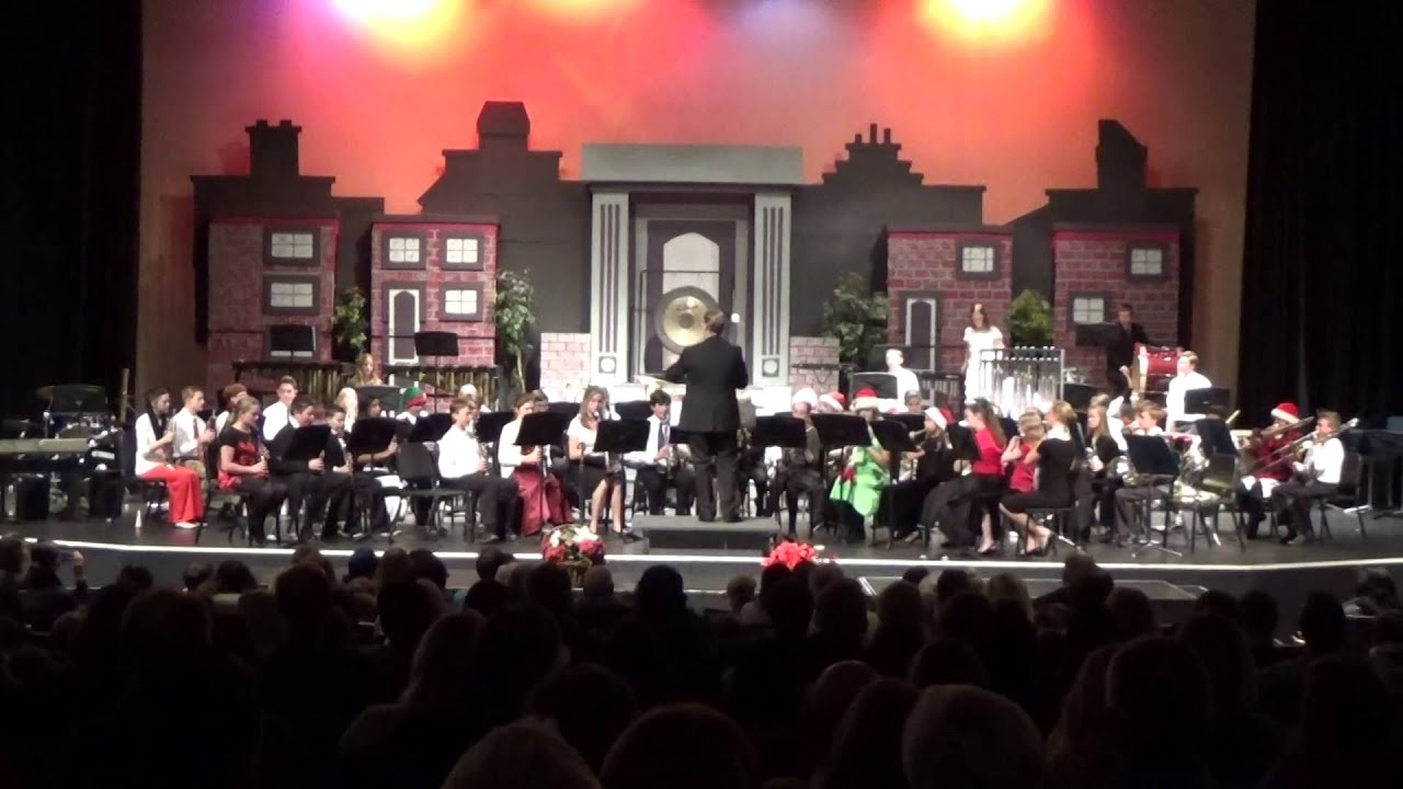 CVJH Wind Symphony - Nightmare Before Christmas - Michael Brown ...