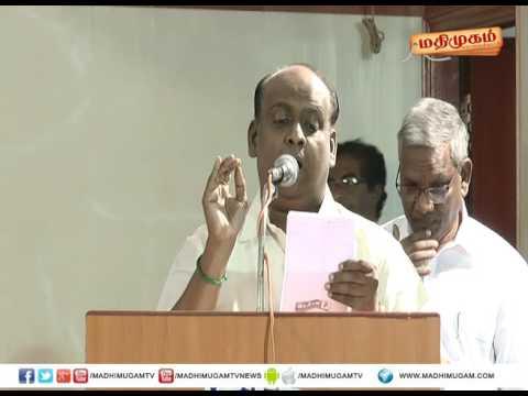 Unarchi' Kavignar Kasi Ananthan's tamil thai vazthu sung by T. L. Maharajan