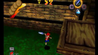 Ape Escape (PS1) Gameplay