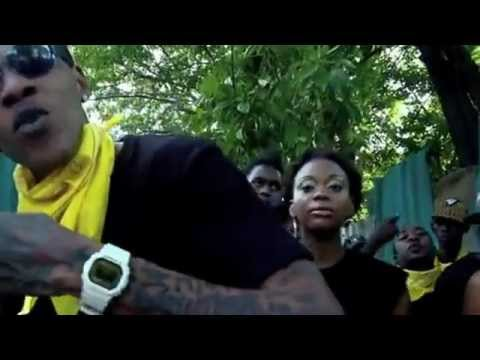 Vybz Kartel Feat Russian - Straight jeans and fitted. W/Lyrics
