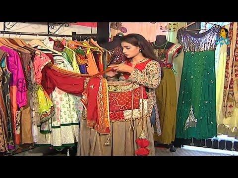 Latest Ghagra Choli Designs | Hello Ladies | Vanitha TV