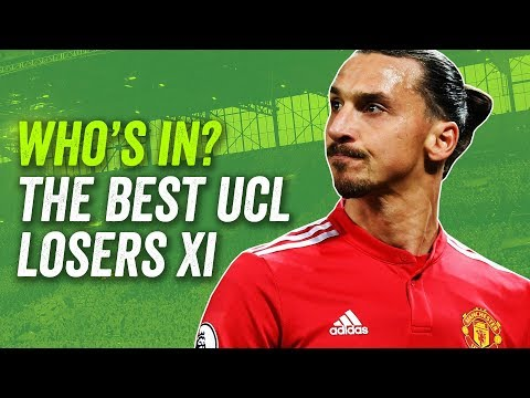 UEFA Champions League Losers XI: The best team NEVER to win the UCL, inc. Zlatan + Buffon