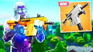 FORTNITE LIVE / FREE VBUCK GIVEAWAY AT 400 SUBS/NEW SMG ???