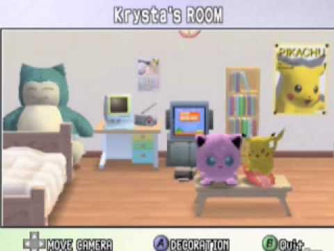 Pokemon Stadium  Room Decorations