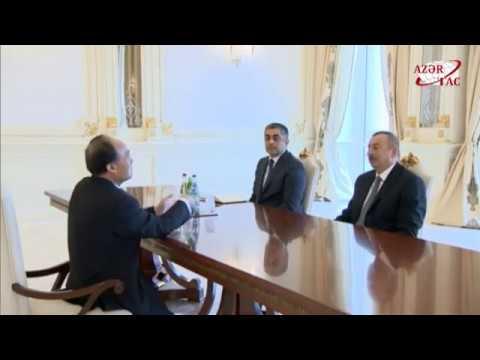President Ilham Aliyev received Secretary General of International Telecommunication Union