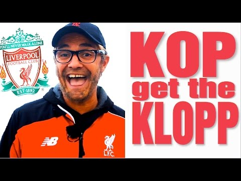 Jürgen Klopp & Liverpool F.C. - 1st Interview of new Manager | Comedy Interview