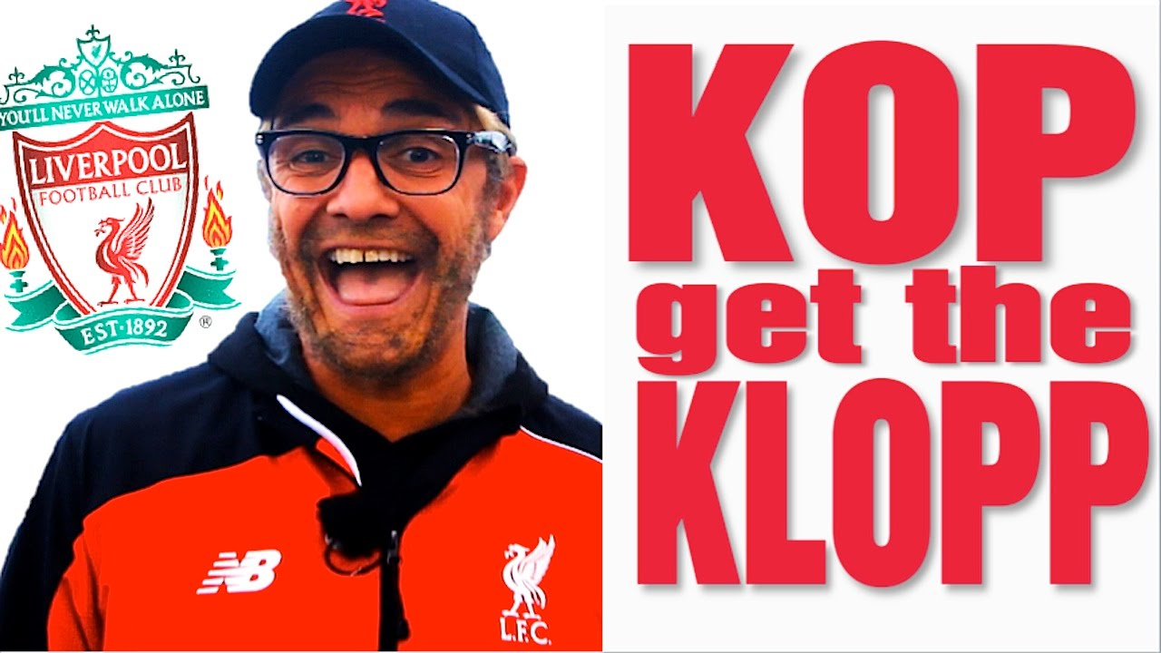 Jurgen Klopp Liverpool F C St Interview Of New Manager Comedy Interview You