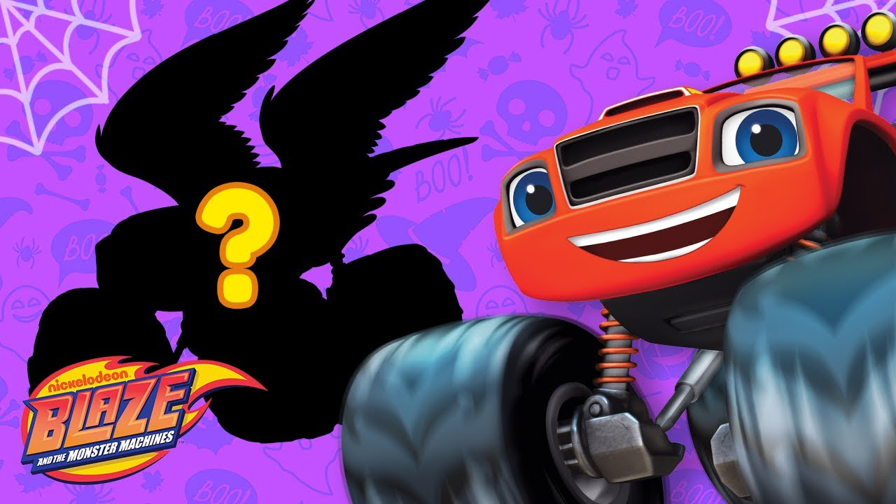 Guess the Halloween Transformation 🎃 #3! | Games for Kids | Blaze and the Monster Machines