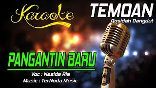 Karaoke PENGANTIN BARU - Nasida Ria