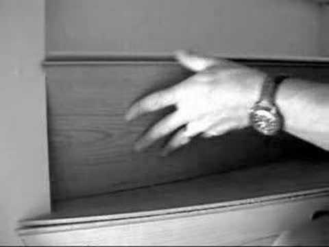 Bekend Leg je eigen laminaat op een dichte trap (doe-het-zelf) - YouTube BO86