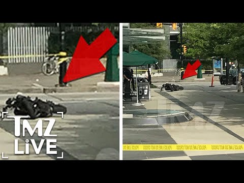 Fatal Accident On The Set Of 'Deadpool 2'   TMZ Live