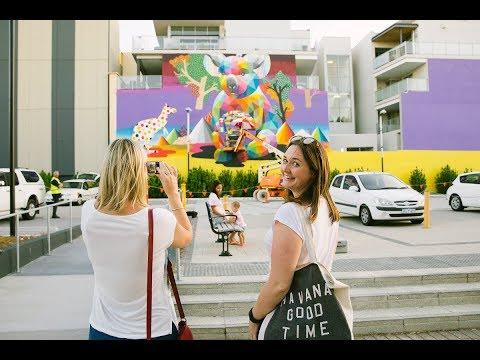 Paint Subi public art project
