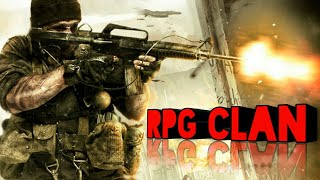 Bullet Force THE RPG CLAN TAKEOVER
