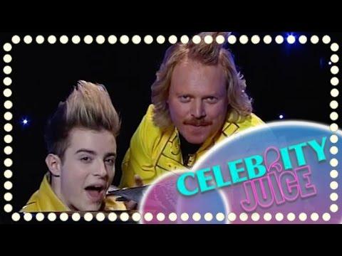 Paddy doherty celebrity juice buzzer