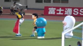 2014年7月27日 川崎フロンターレ VS アルビレックス新潟 at 等々力陸上...