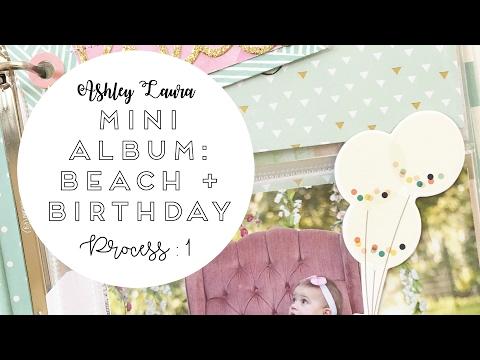 Mini Process | Ashley Laura | #1
