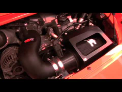 2007 Porsche 911 Gt3 Gt3 Rs Performance Cold Air Intake