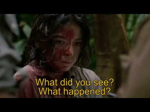 What did Anna say in Spanish in Predator? Translated
