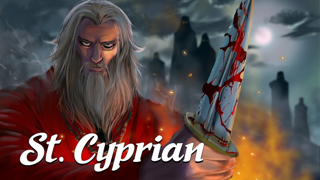 The Dark Legend of St Cyprian (Occult History Explained)