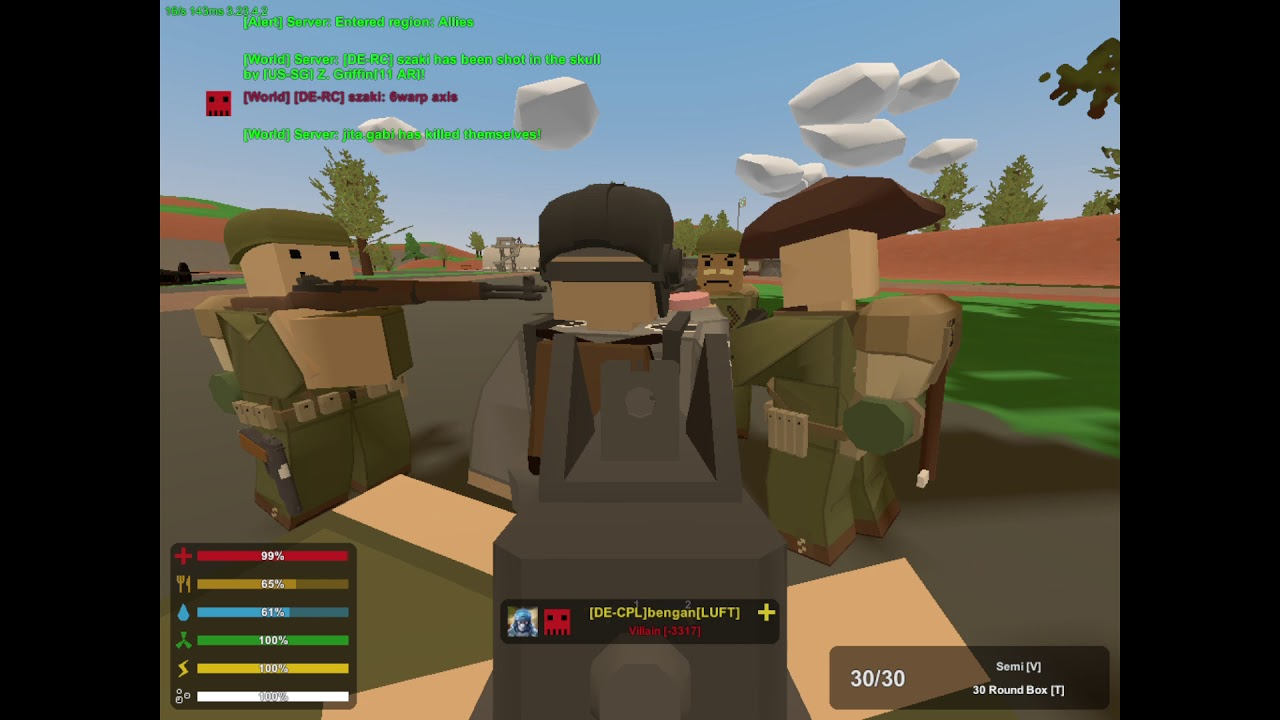 how to join a rp server in unturned