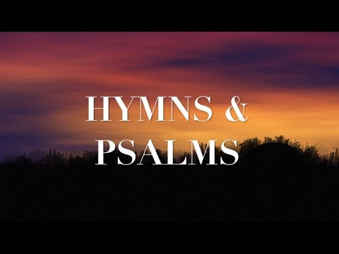 Hymns & Psalms - 3 Hour Peaceful Music | Relaxation Music | Meditation Music | Prayer Music