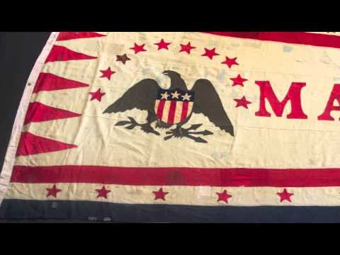 Rare and Antique Flags at Auction, April 13, 2013