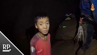 Höhlen-Drama in Thailand: Retter pumpen gegen die Zeit