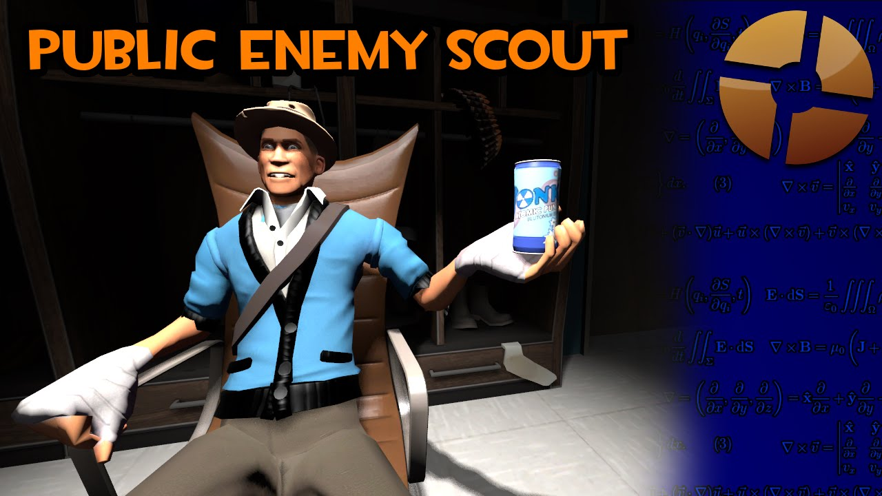 TF2 Public Enemy Scout, We're So Close! (gameplay) - YouTube