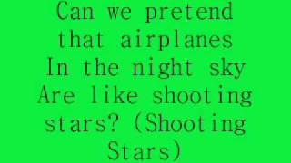 Airplanes -  B.o.B (lyrics)