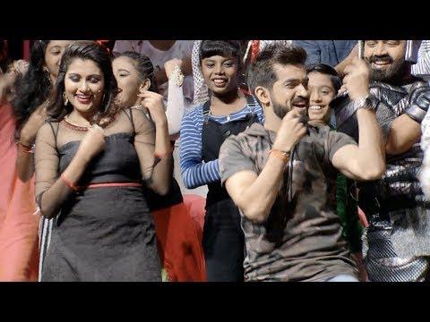 D4 Junior Vs Senior I A Zooby Zooby group dance I Mazhavil Manorama
