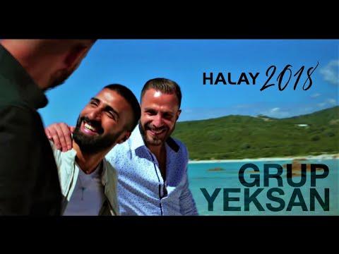 Grup YEKSAN / UĞUR ÇOBAN - YARA MIN NAZE & DİLLİLLO Halay 2018  4K
