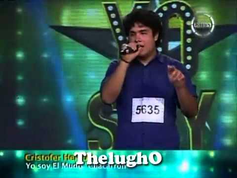 Yo Soy EL MUDO CHACARRON [13/06/13] Casting 2013 Segunda Temporada [13-06-13]