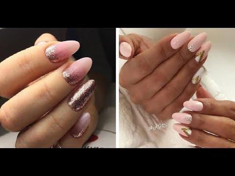 Дизайны ногтей нарощенных фото