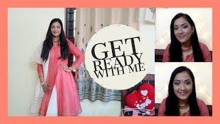 Get ready with me this festive season | The Lifestyle Edit