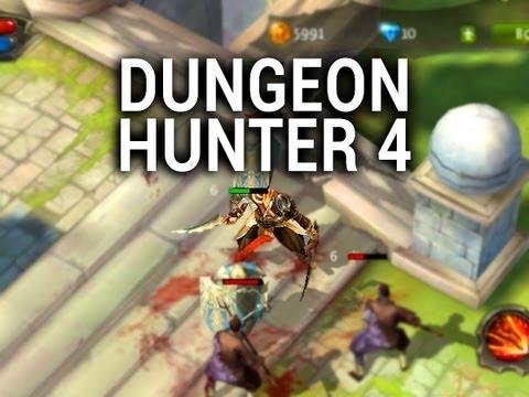 Test De Dungeon Hunter 4 (Android Et IOS) - Par Test-Mobile.fr