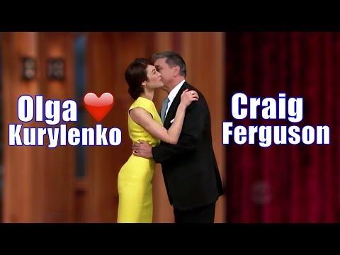 Olga Kurylenko - Craig's Mistress - Her Only Time With Craig Ferguson