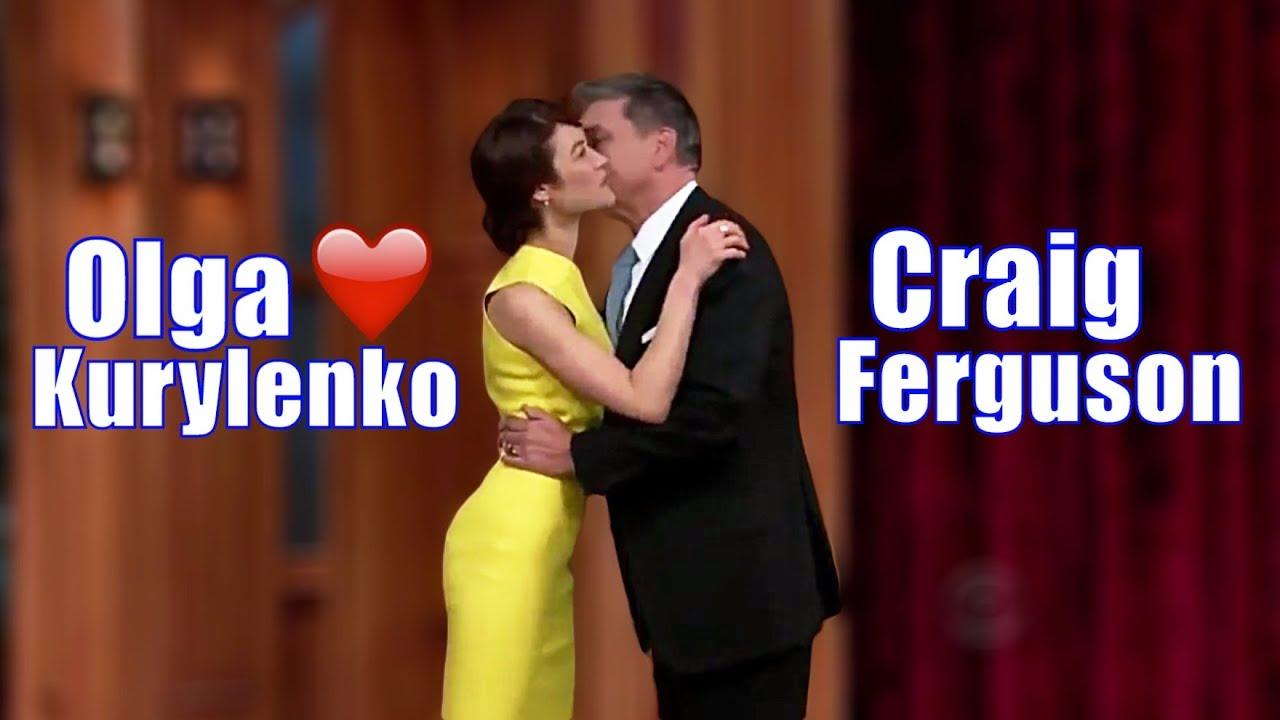 Download Olga Kurylenko - Craig's Mistress - Her Only Time With Craig Ferguson