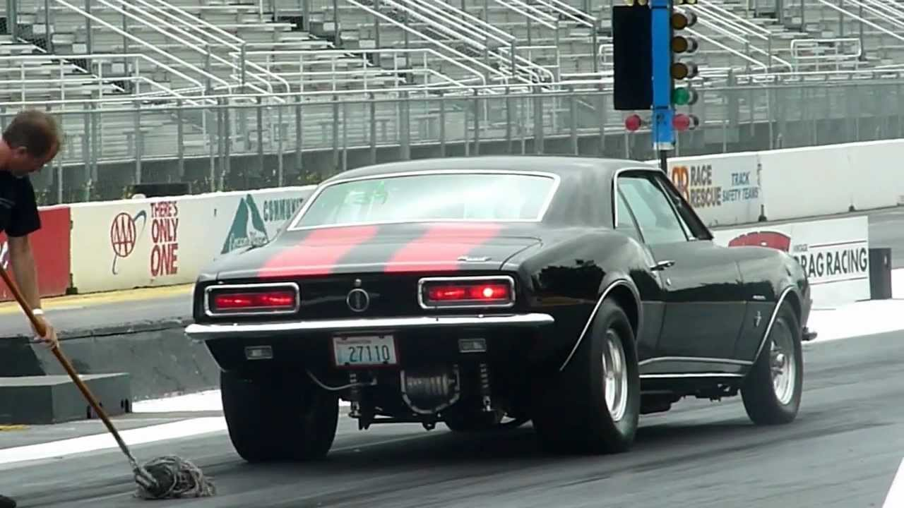 60s Camaro vs 50s Chevy Drag Race launch - July 27th, 2012 ...