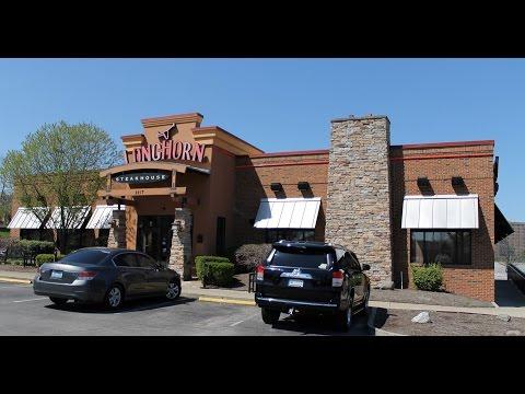 Lunch at Longhorn Steakhouse - Lexington, KY