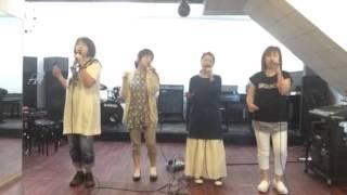 H27.5.26練習のとき歌ってみました♪( ´θ`)ノ.