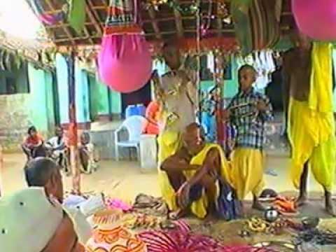 Nitesh Jha Upanayana (Janeu) Sanska Video Part 2 Madhubani Bihar Mithila Brahmin Pandit