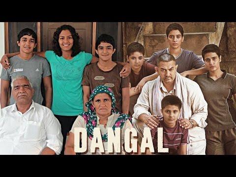 The Real DANGAL Heroes: Mahavir Singh Phogat, Geeta, Babita
