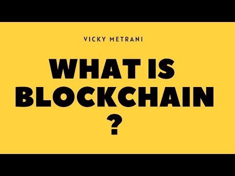 What is Blockchain ?  How Does Blockchain Work ?
