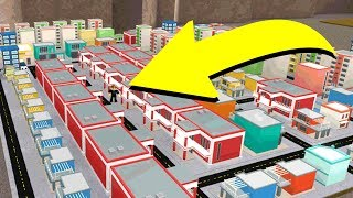 MAKING MY OWN CITY! (Roblox)