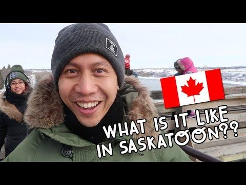 OMG! WHAT IS SASKATOON LIKE? (SURPRISING!)   Vlog #68