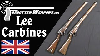Lee Metford and Lee Enfield Carbines for the Cavalry