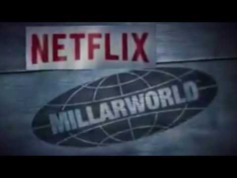 Netflix's first ever acquisition is indie comic book publisher Millarworld